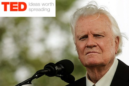 Billy Graham Speaks on Technology and Faith