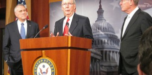Washington Shows No Urgency on 'Fiscal Cliff'