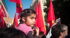 Protests against Turkey's Deputy Prime Minister Continue