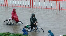 China staggering from Landslides and Flooding