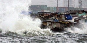 Emergency Supplies for Flood Victims in Manila