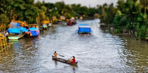 Global warming could bring about Alarming Scenarios in Southeast Asia