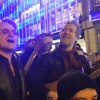 Bono sings Christmas Songs in the Streets of Dublin