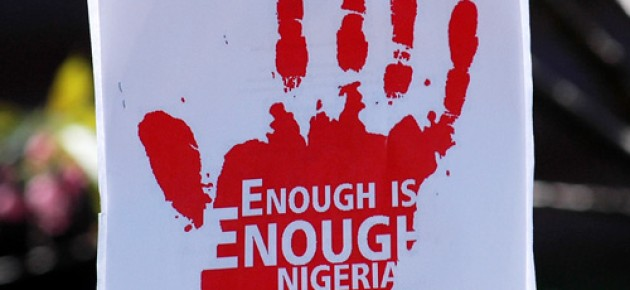 Pray for Boko Haram Members To Have A Change of Heart