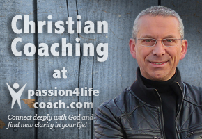 Christian Coaching at 'passion4lifecoach.com'