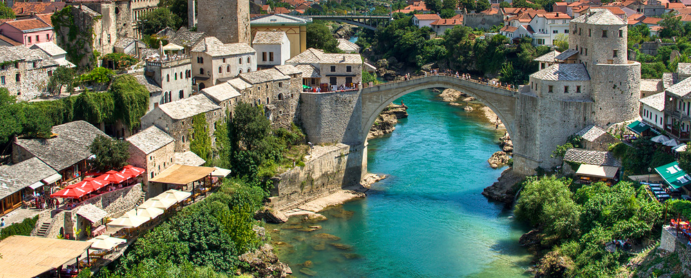 Mostar, Photo credit: Anroir via Photopin cc