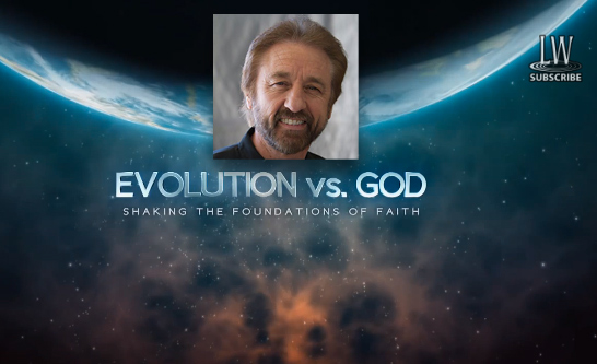 Ray Comfort, Evolution vs. God