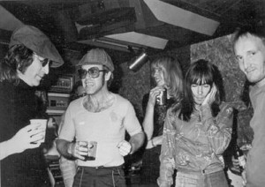 Elton and friends