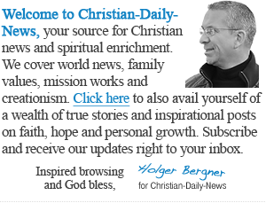 Welcome to Christian-Daily-News.com